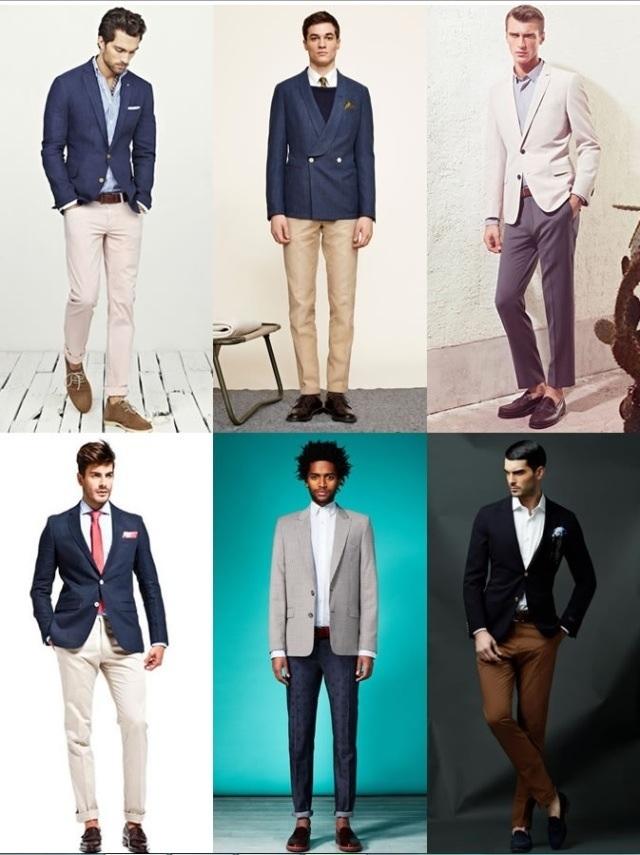 Как подбирать одежду для высоких мужчин